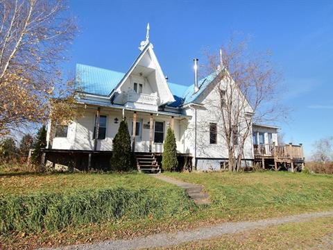 Hobby farm for sale in Saint-Louis, Montérégie, 1102, Rang  Prescott, 18779534 - Centris