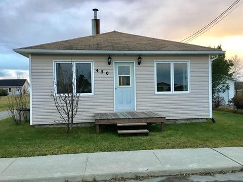 Maison à vendre à Sainte-Hélène-de-Mancebourg, Abitibi-Témiscamingue, 420, 2e-et-3e-Rang, 9388405 - Centris