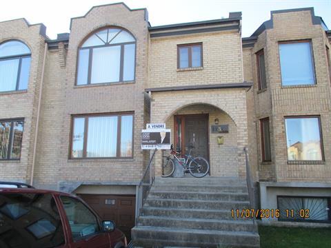 Maison à vendre à Rivière-des-Prairies/Pointe-aux-Trembles (Montréal), Montréal (Île), 12344, Place  Roland-Paradis, 12986420 - Centris