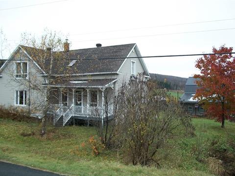 Hobby farm for sale in Saint-Benjamin, Chaudière-Appalaches, 165, Route  Langevin, 28234064 - Centris