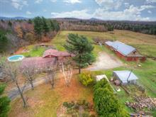 Hobby farm for sale in Danville, Estrie, 60, Chemin  Boisvert, 14807471 - Centris