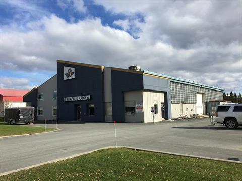 Bâtisse industrielle à vendre à Rouyn-Noranda, Abitibi-Témiscamingue, 750, Rue  Saguenay, 19536599 - Centris