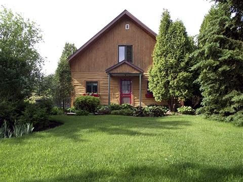 Hobby farm for sale in Alma, Saguenay/Lac-Saint-Jean, 5062, Chemin  Saint-Louis, 18172725 - Centris