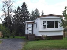 Mobile home for sale in Clermont, Capitale-Nationale, 27, Rue du Parc-Daniel, 23593502 - Centris