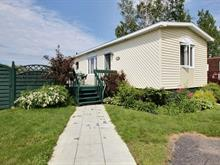 Mobile home for sale in Baie-Comeau, Côte-Nord, 1591, Rue  Letellier, 24225454 - Centris