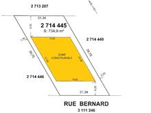 Lot for sale in Saint-Philippe, Montérégie, 201, Rue  Bernard, 15409976 - Centris