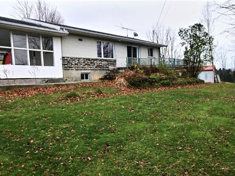 Hobby farm for sale in Saint-Jacques-de-Leeds, Chaudière-Appalaches, 930A, Route  269 Sud, 25776508 - Centris