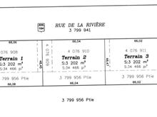 Lot for sale in Cowansville, Montérégie, 1, Rue de la Rivière, 16182261 - Centris