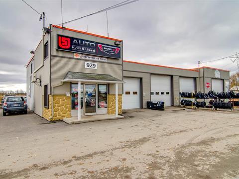 Commercial building for sale in Saint-Roch-de-l'Achigan, Lanaudière, 929, Rang de la Rivière Nord, 24626304 - Centris