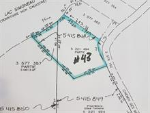 Lot for sale in Orford, Estrie, 43, Chemin des Bûcherons, 14008015 - Centris