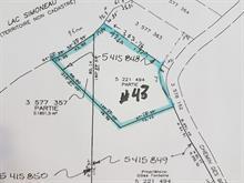 Terrain à vendre à Orford, Estrie, 43, Chemin des Bûcherons, 14008015 - Centris