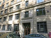 Loft/Studio à vendre à Ville-Marie (Montréal), Montréal (Île), 1449, Rue  Saint-Alexandre, app. 408, 13217946 - Centris