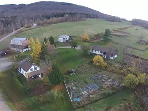 Hobby farm for sale in Sutton, Montérégie, 357, Chemin  Schweizer, 14685624 - Centris