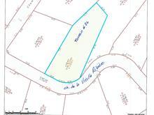 Terrain à vendre à Petite-Rivière-Saint-François, Capitale-Nationale, Chemin de la Vieille-Rivière, 11640973 - Centris