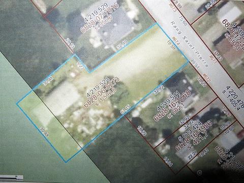 Terre à vendre à Saint-Frédéric, Chaudière-Appalaches, 674, Rue  Saint-Pierre, 15023344 - Centris