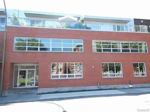Loft/Studio for rent in Mercier/Hochelaga-Maisonneuve (Montréal), Montréal (Island), 2360, Avenue  Letourneux, apt. 107, 27463377 - Centris