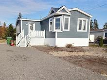 Mobile home for sale in Sept-Îles, Côte-Nord, 135, Rue  Saturne, 20267086 - Centris