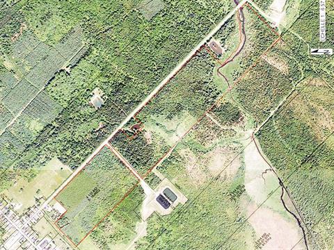 Land for sale in Saint-Cyprien, Chaudière-Appalaches, Route de la Frontière, 24709699 - Centris