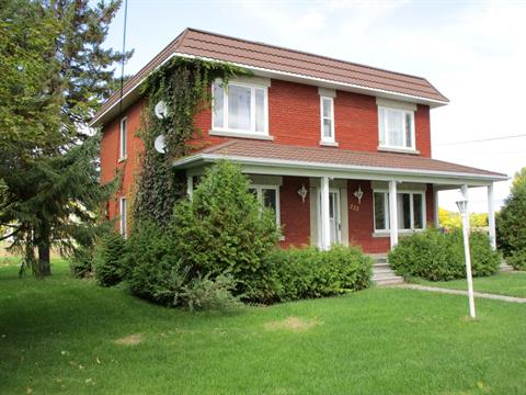 Duplex for sale in Saint-Louis-de-Gonzague, Montérégie, 222 - 222A, Rue  Principale, 28076771 - Centris