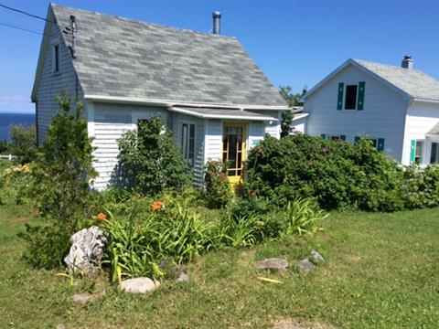 Maison à vendre à Grosses-Roches, Bas-Saint-Laurent, 131, Rue  Monseigneur-Ross, 28021411 - Centris