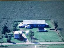 Farm for sale in Salaberry-de-Valleyfield, Montérégie, 658, Rang  Sainte-Marie Est, 21898582 - Centris