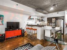Loft/Studio for sale in Mercier/Hochelaga-Maisonneuve (Montréal), Montréal (Island), 2015, Avenue  Aird, apt. 107, 13871797 - Centris