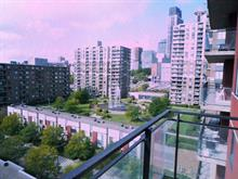 Condo / Apartment for rent in Ville-Marie (Montréal), Montréal (Island), 550, Rue  Jean-D'Estrées, apt. 904, 18529464 - Centris