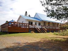 Maison à vendre à Cascapédia/Saint-Jules, Gaspésie/Îles-de-la-Madeleine, 122, Route du Nord-Ouest, 14833276 - Centris