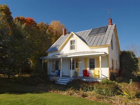 Fermette à vendre à Saint-Cyprien-de-Napierville, Montérégie, 50A, Montée  Murray, 18447982 - Centris