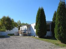 Maison mobile à vendre à La Baie (Saguenay), Saguenay/Lac-Saint-Jean, 5382, Chemin  Saint-Anicet, app. 17, 12043141 - Centris