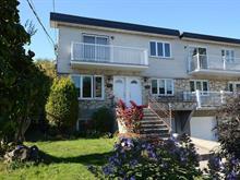 Duplex for sale in Ahuntsic-Cartierville (Montréal), Montréal (Island), 12140 - 12142, Rue  Cousineau, 22450246 - Centris