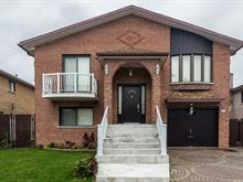 House for sale in Rivière-des-Prairies/Pointe-aux-Trembles (Montréal), Montréal (Island), 12324, Avenue  Anselme-Baril, 11195145 - Centris
