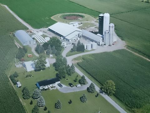 Farm for sale in Très-Saint-Sacrement, Montérégie, 232 - 232A, Rang des Irlandais, 27729762 - Centris