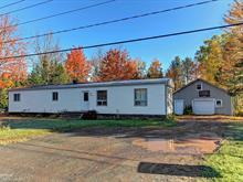 Mobile home for sale in Notre-Dame-du-Sacré-Coeur-d'Issoudun, Chaudière-Appalaches, 558, Route  Laurier, 13826536 - Centris