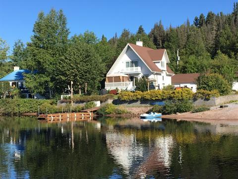 Maison à vendre à Rivière-aux-Outardes, Côte-Nord, 28, Lac  Donlon, 25991844 - Centris