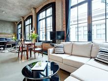 Loft/Studio for rent in Ville-Marie (Montréal), Montréal (Island), 1070, Rue de Bleury, apt. 702, 11135572 - Centris