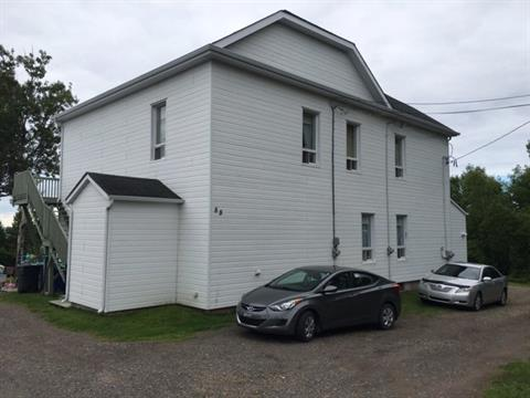 Quadruplex à vendre à Paspébiac, Gaspésie/Îles-de-la-Madeleine, 88, Rue  Day, 21110190 - Centris