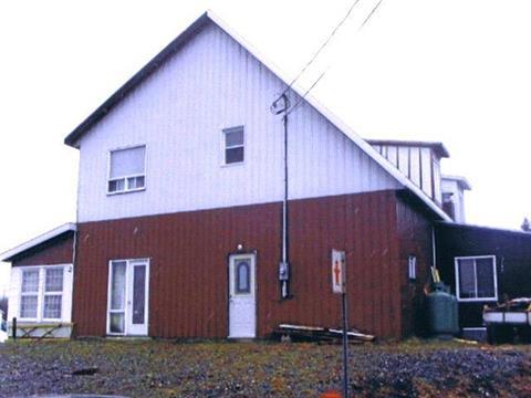 Immeuble à revenus à vendre à Saint-Fabien-de-Panet, Chaudière-Appalaches, 176, Rue  Boutin, 10823373 - Centris