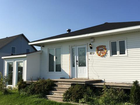 Maison à vendre à Chazel, Abitibi-Témiscamingue, 779, 1re Avenue Est, 18465067 - Centris