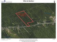 Terrain à vendre à La Haute-Saint-Charles (Québec), Capitale-Nationale, Chemin de Bélair, 28553502 - Centris