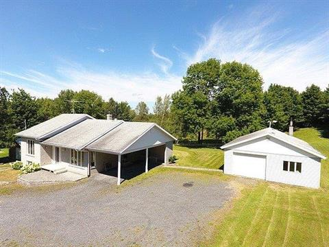 Hobby farm for sale in Sainte-Marie, Chaudière-Appalaches, 650, Rang  Saint-Gabriel Nord, 25584117 - Centris