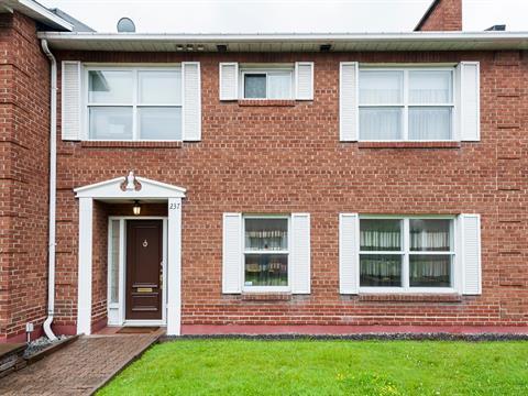 Maison de ville à vendre à Mont-Royal, Montréal (Île), 237, Avenue  Glengarry, 27196339 - Centris