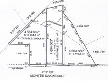 Lot for sale in Richelieu, Montérégie, Montée  Daigneault, 9462406 - Centris