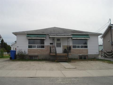 Duplex for sale in La Sarre, Abitibi-Témiscamingue, 53 - 55, 1re Avenue Est, 17885244 - Centris