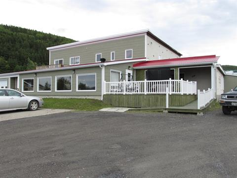 Income properties for sale in Saint-Maxime-du-Mont-Louis, Gaspésie/Îles-de-la-Madeleine, 10, 5e Rue Est, 12863423 - Centris