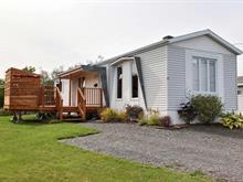 Mobile home for sale in Saint-Anselme, Chaudière-Appalaches, 67, Rue du Parc, 24403109 - Centris