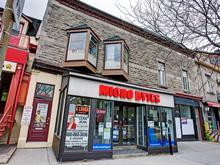 Commercial building for sale in Le Plateau-Mont-Royal (Montréal), Montréal (Island), 3822 - 3826, Rue  Saint-Denis, 24046733 - Centris