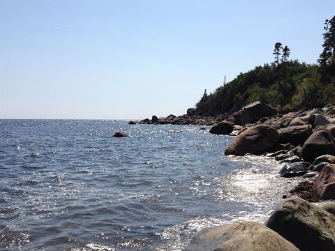 Lot for sale in Franquelin, Côte-Nord, Pointe  Mistassini, 16975294 - Centris