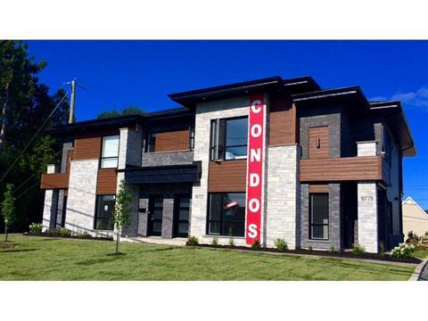 Condo / Appartement à louer à Joliette, Lanaudière, Rue du Dr.-Rodolphe-Boulet, 22410393 - Centris