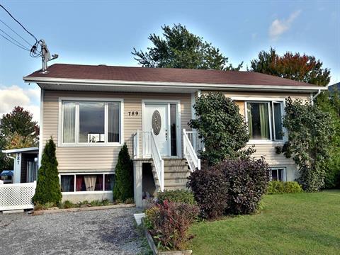 Duplex à vendre à Massueville, Montérégie, 787 - 789, Rue  Montcalm, 12492465 - Centris